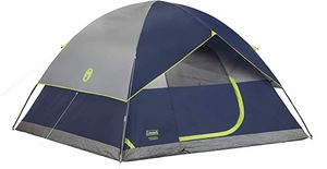 NEW COLEMAN 4 Person Sundome Tent Polyester Camping Fishing Hunting Rainfly top Family Size for Sale in Oakland, CA