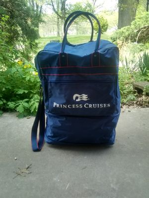Princess Cruises Wheeled Travel Tote for Sale in Columbia, MO