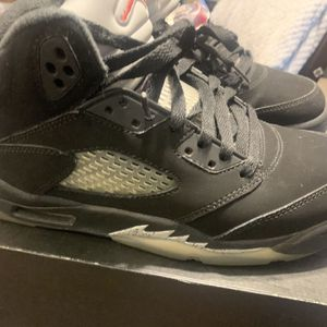 Air Jordan 5 Retro OG BG (Size 7 GS) Metallic 5's for Sale in Raleigh, NC