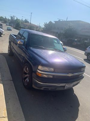 2000 Chevy Silverado for Sale in Fallbrook, CA