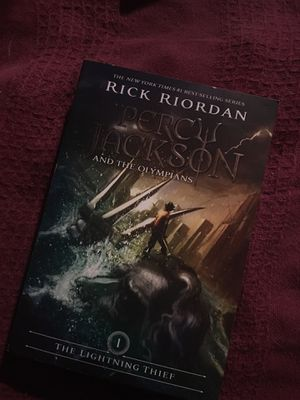 Percy Jackson and the Olympians by Rick Riordan for Sale in Canton, NC