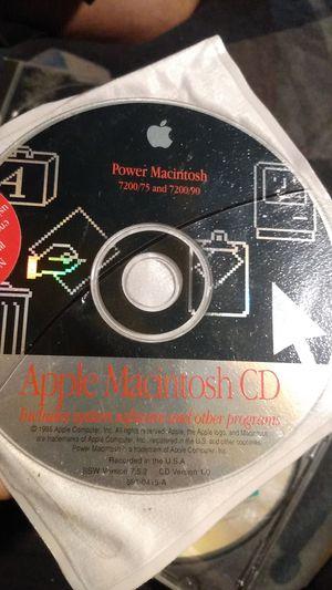 Apple Macintosh CD for Sale in Sacramento, CA