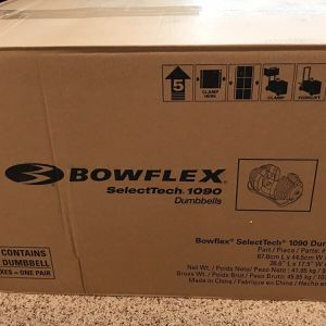 Bowflex 1090 Dumbbells Weights for Sale in Los Angeles, CA