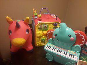 Little girl toys for Sale in Carrollton, TX