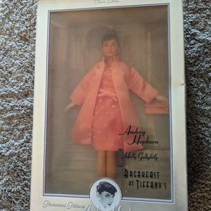 Audrey Hepburn, Vintage Doll for Sale in HUNTINGTN BCH, CA