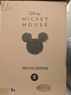 Disney Mickey mouse special edition 5 new inbox for Sale in Houston, TX