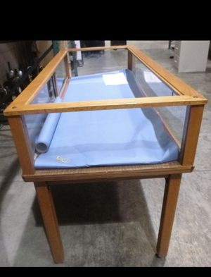 Glass Display Case for Sale in Chandler, AZ