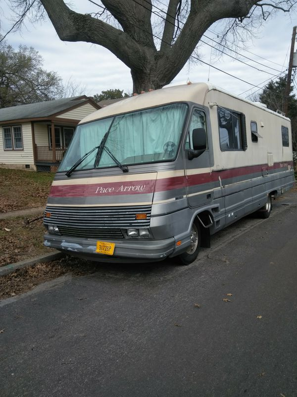 1988 Chevy pace arrow motor home