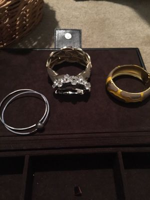 jewelry set with box for Sale in Silver Spring, MD