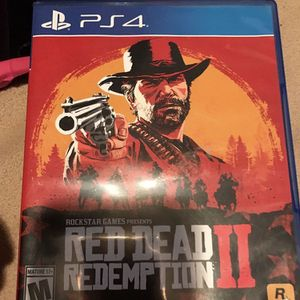 Red Dead Redemption Ps4 for Sale in Miami, FL