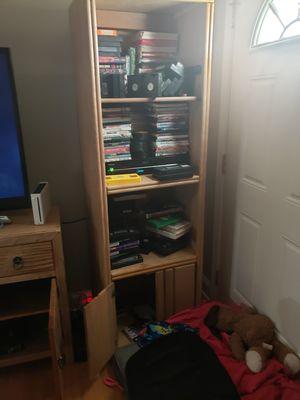 Bookshelves $20 each. for Sale in Cartersville, GA