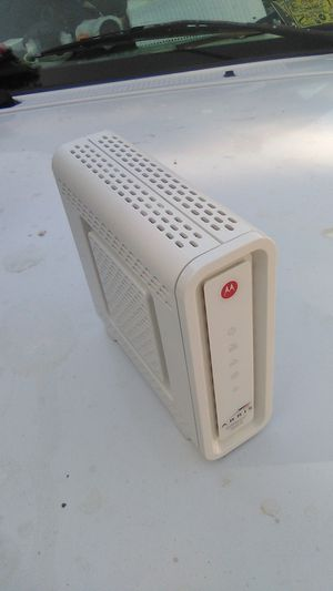 Cable Modem, Arris for Sale in Milpitas, CA