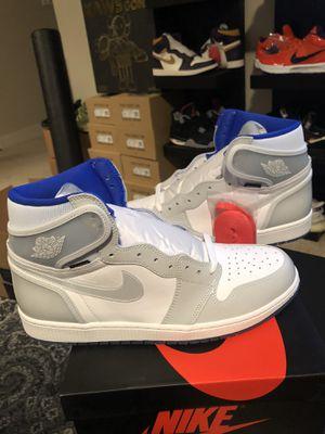 Nike air Jordan 1 zoom air racer blue size 13 for Sale in Bellevue, WA