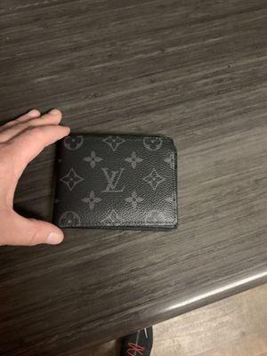 Authentic men's Louis Vuitton wallet for Sale in Vancouver, WA