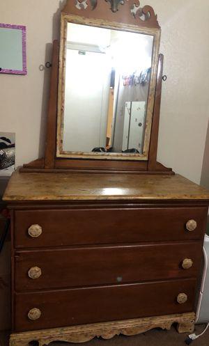 Matching dresser set for Sale in Wichita, KS