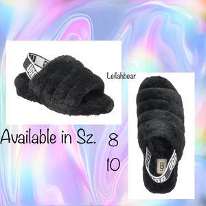 Brand New UGG Fluff Slides Sz. 8 & 10 for Sale in Houston, TX