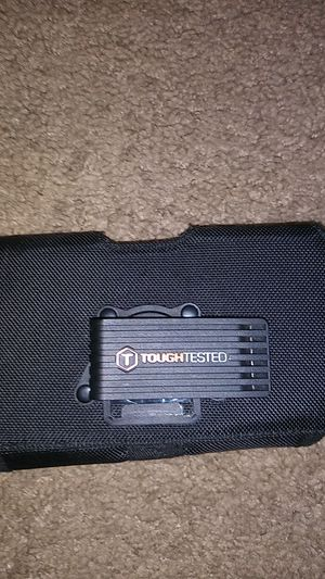 TOUGH TESTED CELL PHONE HOLDER for Sale in Glendale, AZ