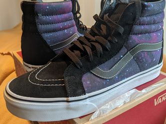 Sk8-Hi Vans Galaxy for Sale in Chicago,  IL