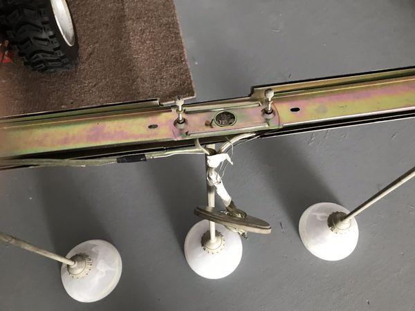 3piece kitchen light