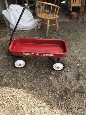 Radio Flyer 90 Full-size Wagon for Sale in Salt Lake City, UT