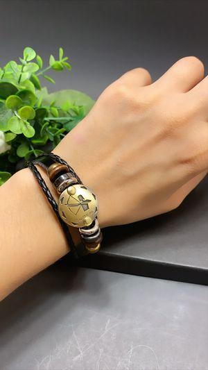 12 Constellations Multilayer Leather Bracelet, Sagittarius for Sale in Los Angeles, CA
