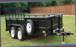 Really comfortable. This Big Tex Trailer. for Sale in Pensacola, FL