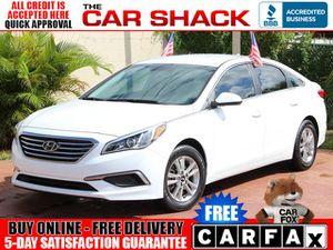 2016 Hyundai Sonata for Sale in Hialeah, FL