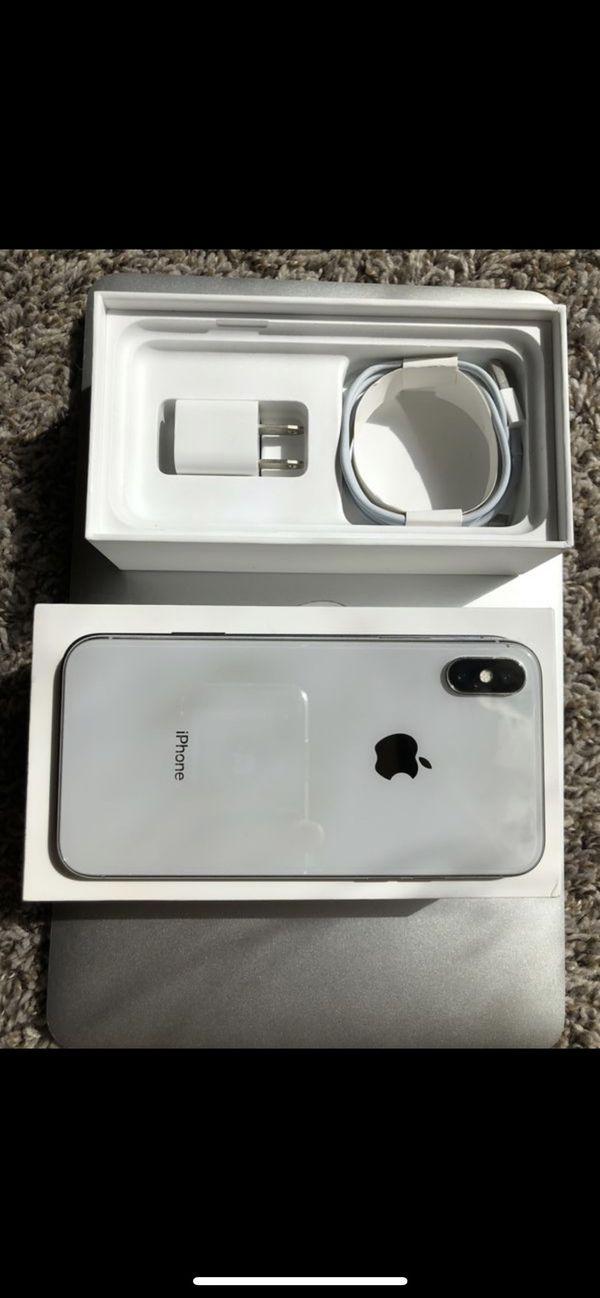iPhone X 64GB Sprint Paid off