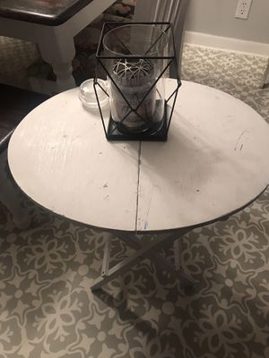 Wood Folding Table / Side Table for Sale in Norfolk, VA