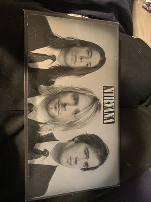 Nirvana dvd box set for Sale in Wichita, KS