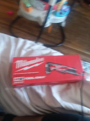 Two Milwaukee rotary tools and one right angle one flashlight for Sale in Silver Spring, MD