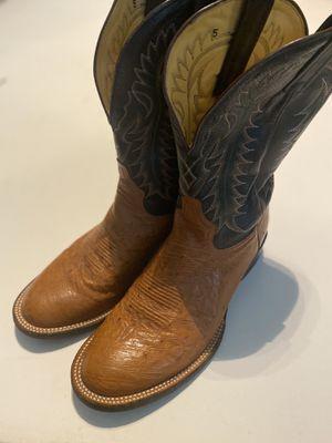 Tony Lama men's size 10D for Sale in Keller, TX