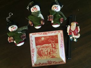 Christmas decorations for Sale in Pflugerville, TX