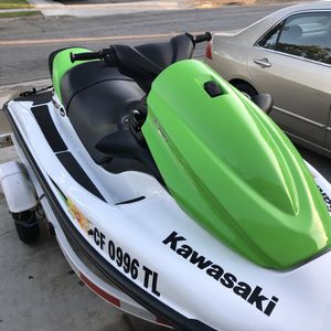 2006 Kawasaki Jetski 61hrs PERFECT CONDITION for Sale in Torrance, CA