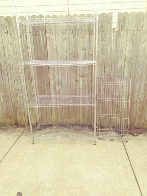 Stainless steel shelf for Sale in Erie, PA