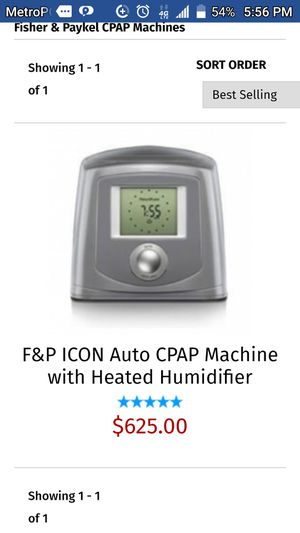 CPAP machines for Sale in Las Vegas, NV