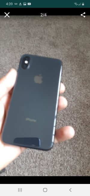 iPhone X ONLY T-MOBILE METROPC for Sale in Coral Springs, FL