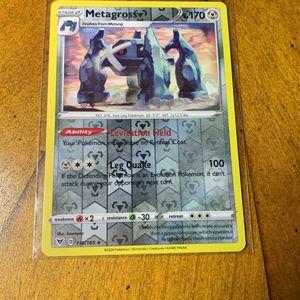 Pokémon Card Metagross for Sale in Austin, TX
