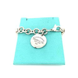 Tiffany And Co. Round Tag Bracelet for Sale in Brandywine,  MD