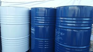 Mint condition Food Grade no chemical 55 gallons metal drums $15each for Sale in Fontana, CA