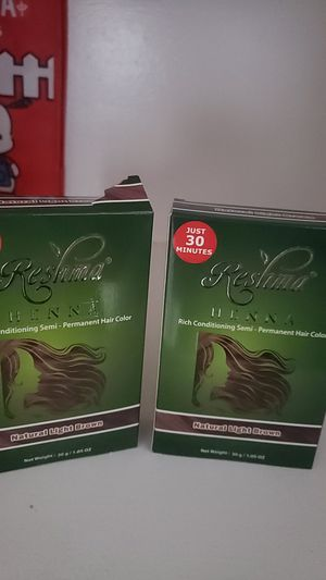 Henna hair dye for Sale in Long Beach, CA