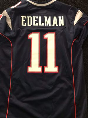 Edelman patriots jersey for Sale in Ontario, CA
