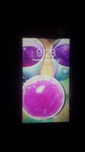 I work unlock and every thing just screen need fixing iphon6 35 to fix screen for Sale in Houston, TX