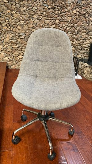 Gray desk chair for Sale in Lakeside, CA