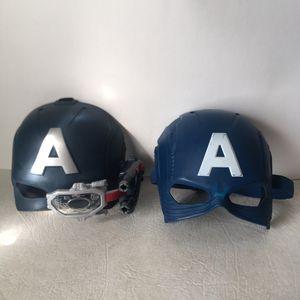 Marvel Avengers captain America masks for Sale in Mesquite, TX