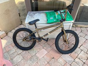 Mongoose BMX bike for Sale in Delray Beach, FL