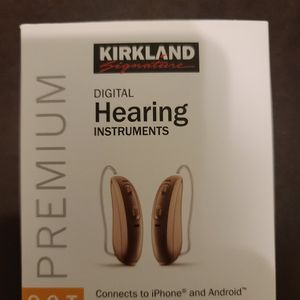 Kirkland Digital Hearing Aids Brand New for Sale in Phoenix, AZ