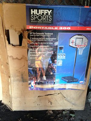 Huffy Sports Portable Basketball hoop for Sale in East Haven, CT