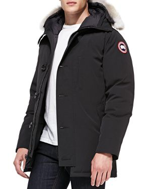 Canada goose chateau parka jacket for Sale in Boston, MA