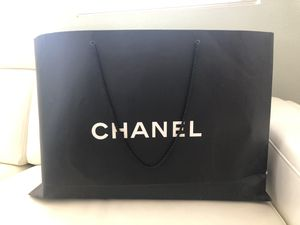 Authentic CHANEL Shopping Bag for Sale in Chino, CA